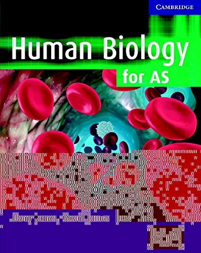 Human Biology for AS Level: Jones, Mary and