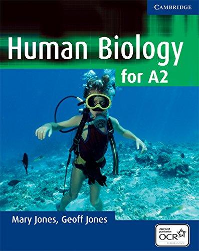 Human Biology for A2 Level: Jones, Geoff