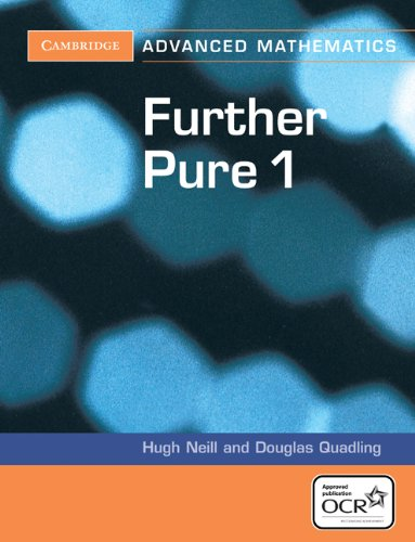 9780521548984: Further Pure 1 for OCR (Cambridge Advanced Level Mathematics for OCR)