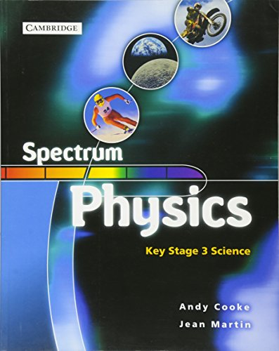 9780521549233: Spectrum Physics Class Book (Spectrum Key Stage 3 Science)
