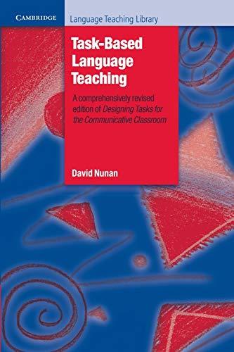 9780521549479: Task-Based Language Teaching (Cambridge Language Teaching Library)