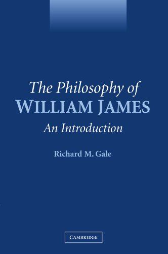 9780521549554: The Philosophy of William James: An Introduction