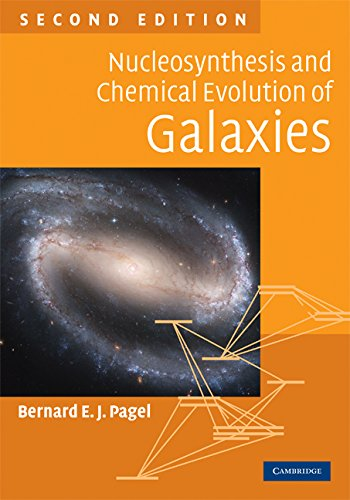 9780521549561: Nucleosynthesis and Chemical Evolution of Galaxies