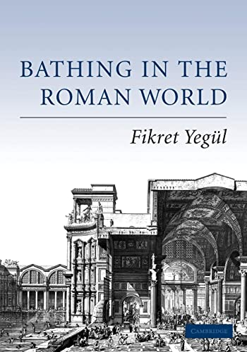 9780521549622: Bathing in the Roman World