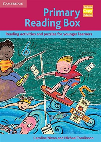 9780521549875: Primary Reading Box: Reading Activities and Puzzles for Younger Learners (Cambridge Copy Collection)