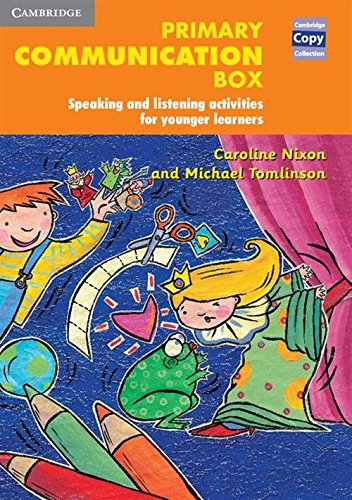 9780521549882: Primary Communication Box: Reading activities and puzzles for younger learners (Cambridge Copy Collection)