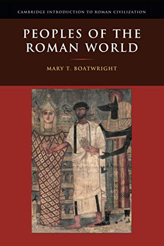 9780521549943: Peoples of the Roman World (Cambridge Introduction to Roman Civilization)