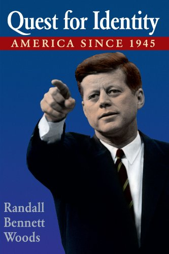 9780521549974: Quest for Identity: America since 1945