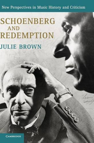 9780521550352: Schoenberg and Redemption (New Perspectives in Music History and Criticism)