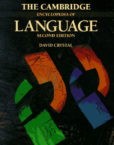 9780521550505: The Cambridge Encyclopedia of Language