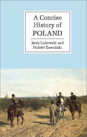 9780521551090: A Concise History of Poland (Cambridge Concise Histories)