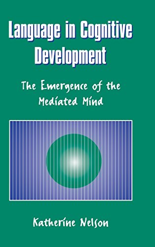 9780521551236: Language in Cognitive Development Hardback: The Emergence of the Mediated Mind