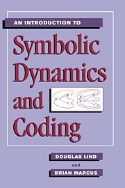 9780521551243: An Introduction to Symbolic Dynamics and Coding
