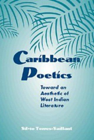 9780521551250: Caribbean Poetics: Toward an Aesthetic of West Indian Literature