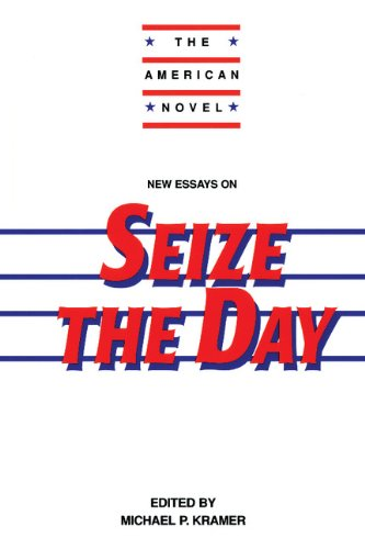 New Essays on Seize the Day.
