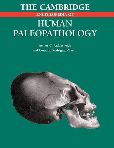 9780521552035: The Cambridge Encyclopedia of Human Paleopathology