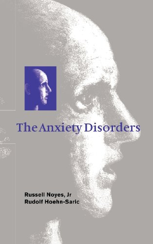 9780521552073: The Anxiety Disorders (Concepts in Clinical Psychiatry S)