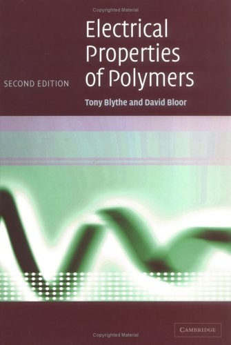 9780521552196: Electrical Properties of Polymers (Cambridge Solid State Science Series)