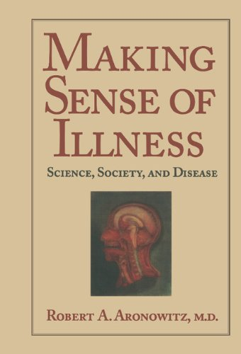 9780521552349: Making Sense of Illness: Science, Society and Disease (Cambridge Studies in the History of Medicine)