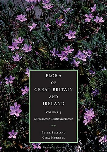 Mimosaceae-Lentibulariaceae (Hardcover): Peter Sell