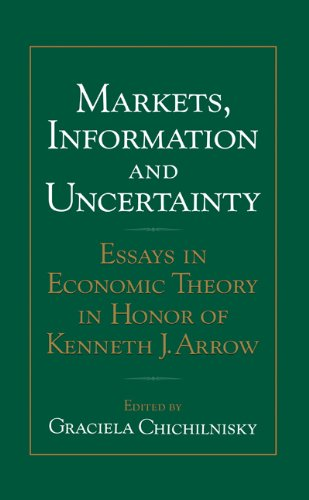 9780521553551: Markets, Information and Uncertainty: Essays in Economic Theory in Honor of Kenneth J. Arrow