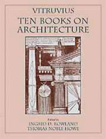 9780521553643: Vitruvius: Ten Books on Architecture