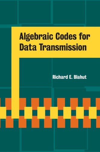 9780521553742: Algebraic Codes for Data Transmission