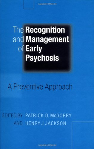 9780521553834: The Recognition and Management of Early Psychosis: A Preventive Approach