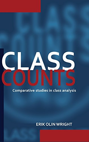 9780521553872: Class Counts Hardback: Comparative Studies in Class Analysis (Studies in Marxism and Social Theory)