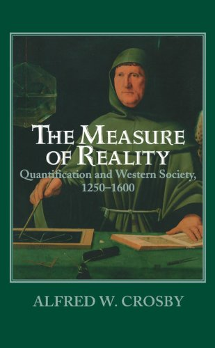 9780521554275: The Measure of Reality: Quantification in Western Europe, 1250-1600