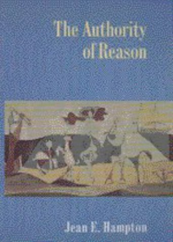 9780521554282: The Authority of Reason