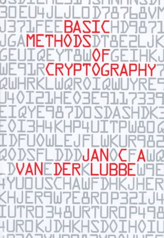 9780521554800: Basic Methods of Cryptography