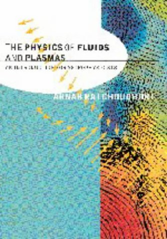 9780521554879: The Physics of Fluids and Plasmas: An Introduction for Astrophysicists
