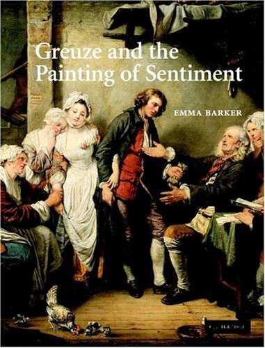 9780521555081: Greuze and the Painting of Sentiment