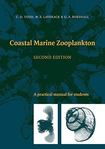 9780521555333: Coastal Marine Zooplankton: A Practical Manual for Students