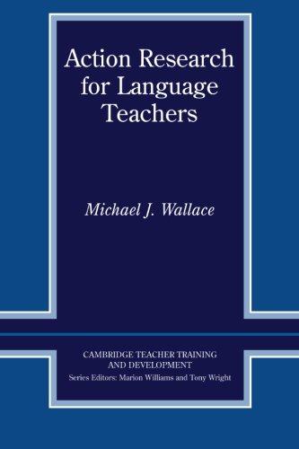 9780521555357: Action Research for Language Teachers (Cambridge Teacher Training and Development)