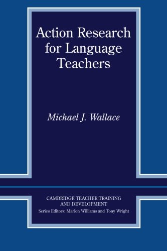 9780521555357: Action Research for Language Teachers Paperback (Cambridge Teacher Training and Development)