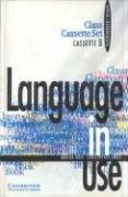 9780521555463: Language in Use Upper-intermediate Class Audio Cassette Set (2 Cassettes)