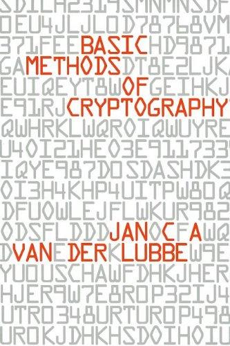 Basic Methods of Cryptography: Lubbe, Jan C.