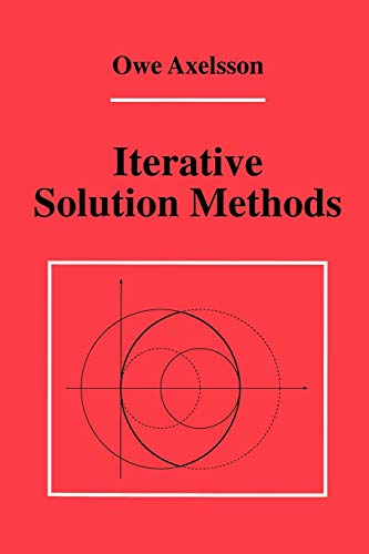 9780521555692: Iterative Solution Methods