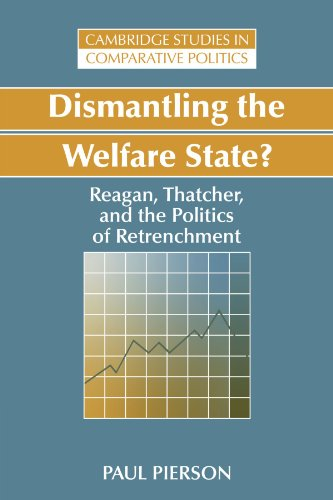 9780521555708: Dismantling the Welfare State? Paperback: Reagan, Thatcher and the Politics of Retrenchment (Cambridge Studies in Comparative Politics)