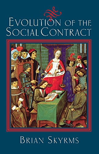 9780521555838: Evolution of the Social Contract
