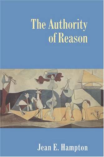 9780521556149: The Authority of Reason