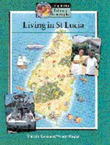 9780521556583: Living in St Lucia Pupils' book (Cambridge Primary Geography)