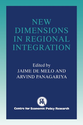 9780521556682: New Dimensions in Regional Integration
