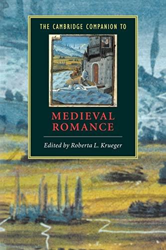 9780521556873: The Cambridge Companion to Medieval Romance (Cambridge Companions to Literature)
