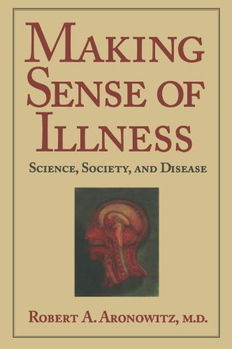 9780521558259: Making Sense of Illness: Science, Society and Disease (Cambridge Studies in the History of Medicine)