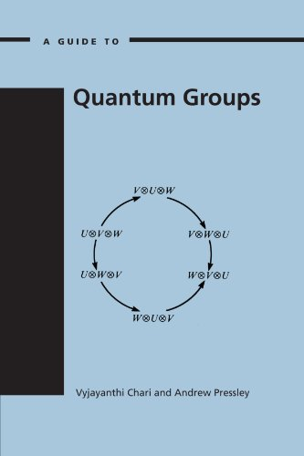 9780521558846: A Guide to Quantum Groups
