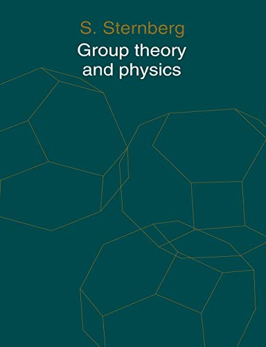 9780521558853: Group Theory and Physics Paperback