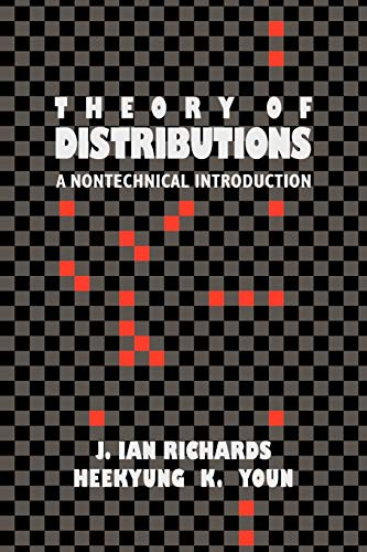 9780521558907: The Theory of Distributions: A Nontechnical Introduction